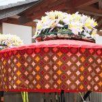 率川神社の三枝祭に参加してきました