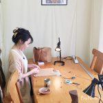 マクラメ編み教室初級編