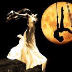 満月パワーで願望成就!!